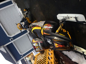 Rev & zx skidoo parts new & used--709-597-5150--