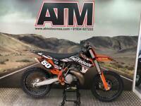 KTM SX250 2016 MOTOCROSS BIKE, CLEAN EXAMPLE (ATMOTOCROSS)