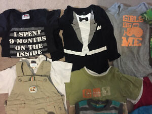 boys clothes up to 9 months