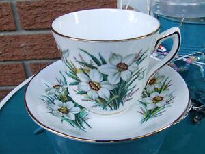 Ad9- Vintage Bone China Cups & Saucers - $8.00 + Belleville Belleville Area image 3