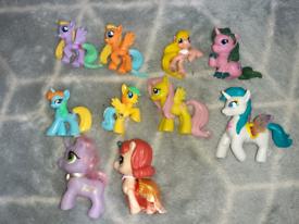 Pony figures