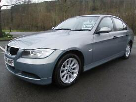 06/06 BMW 318I 4DR SALOON IN MET GREEN WITH FULL SERVICE HISTORY