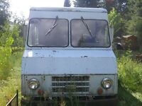 Building a food truck?