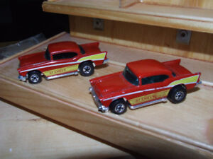 2 Vintage Hot Wheels - '57 Chevy's - $15.00 Each