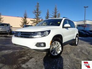 2014 Volkswagen Tiguan 2.0 TSI Comfort 6AT Tiptronic 4Motion