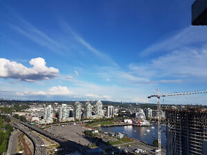 FULLY FURNISHED 1 BEDROOM SUB-PENTHOUSE-29th floor