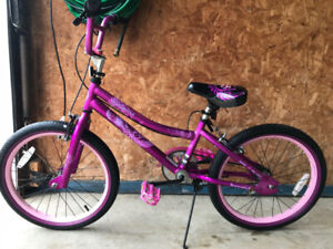 "Girls 20"" Supercycle Bicycle"