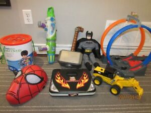 REDUCED! Variety of boys toys. Disney/ Educational . All $21