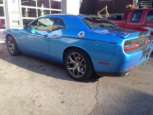 2015 Dodge Challenger R/T plus Coupé (2 portes)