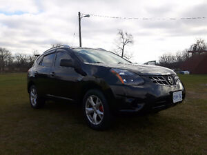 Nissan rogue AWD NO RUST CERT ETESTED