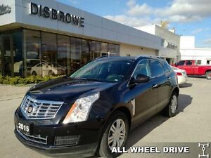 2015 Cadillac SRX Luxury   Navigation, All-Wheel Drive, Local Tr