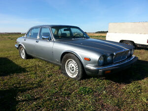 1987 Jaguar XJ12 Varden Plas Sedan