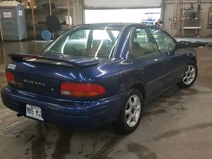 Subaru impreza 2.2 tl