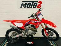 2021 HONDA CRF 450 MOTOCROSS BIKE *CLEAN BIKE* CRF KXF SXF FC RMZ YZF