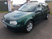 Volkswagen Golf 1.4 Match - LOW MILEAGE - 1 FORMER KEEPER