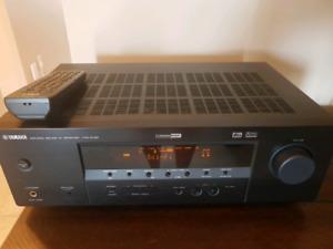 Yamaha HTR-5730-AV receiver - 5.1 channel- 5 speakers