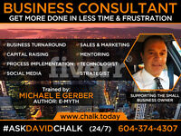 Personal Business Coach and Mentor