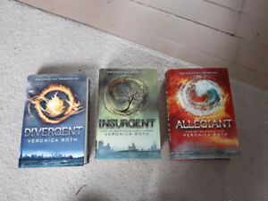 Divergent Series (3 books)