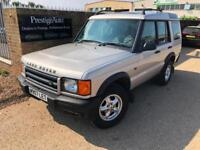 Land Rover Discovery 2.5 2000 Td5 GS - 4X4 - AUTO - 52K MILES - 138 BHP
