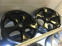 "20"" BMW X5 x6 alloy wheels alloys rims vw Volkswagen transporter t5 5x120 genuine"