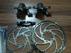 Render Promax Mechanical Disc Brakes