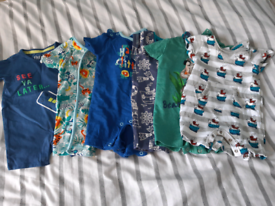 Baby Boys 3 to 6 months clothing bundle
