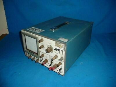 Tektronix Cos5040 Oscilloscope 40mhz W Missing Stand