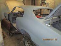 1971 Buick Skylark GS parts