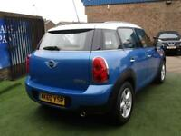 2010 MINI Countryman 1.6 Cooper D 5dr