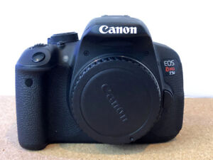 Canon t5i/ 700D DSLR, Excellent Condition $650 OBO