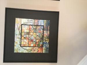 Art.     Susan Lapp paintings