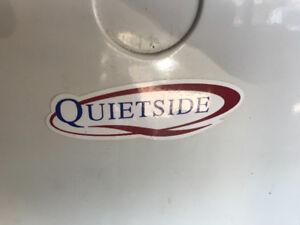 Quiet side Boiler