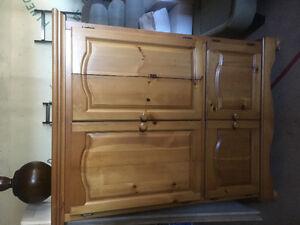 Solid wood TV cabnet or Dresser