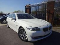 2013 62 BMW 5 SERIES 3.0 530D TOURING 5D AUTO 255 BHP DIESEL 1 OWNER EX POLICE