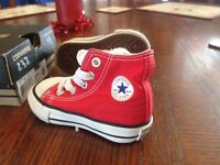 Child's converse trainers