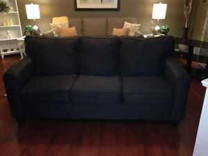Grey couch like new condition