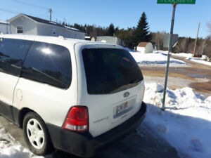 2006 ford freestar contractor van 227 2642