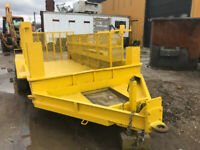 Trailer Contractors With RAMP!!  Can Haul Skid Steer /Drill London Ontario Preview
