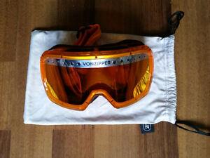 VonZipper mid size goggles