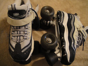 Sketchers Quad Roller Skates Size 6.5