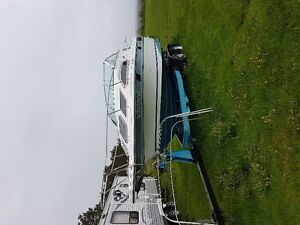 Boat And Trailer 24' Doral Cavalier