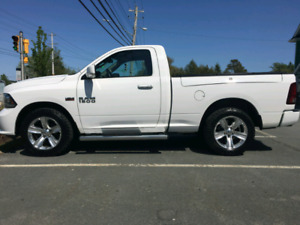 New price! 2013 Dodge Ram Sport - 4x4, nav, mvi, 2dr, $27000 obo