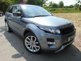 2013 Land Rover Range Rover Evoque 2.2 SD4 Dynamic 5dr Auto Pan Roof! Privacy...