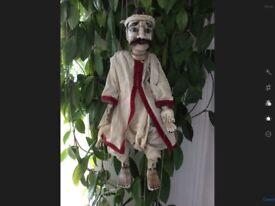 Antique Burmese Marionette puppet