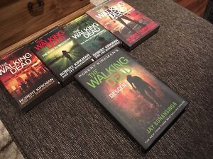 Brand new walking dead books