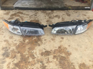 1997-2002 pontiac grand prix headlights