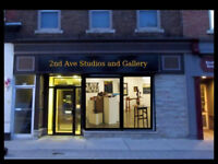 NEW STUDIO / GALLERY IN OWEN SOUND