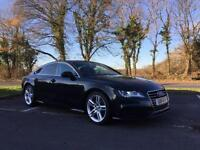 Audi A7 3.0TDI Sportback Multitronic 2011 S Line finance available
