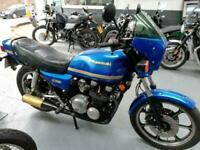 1984 Kawasaki Z750