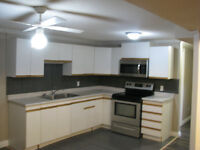 Utilities Included. 2 Bed 1 Bath Suite in Thickwood.